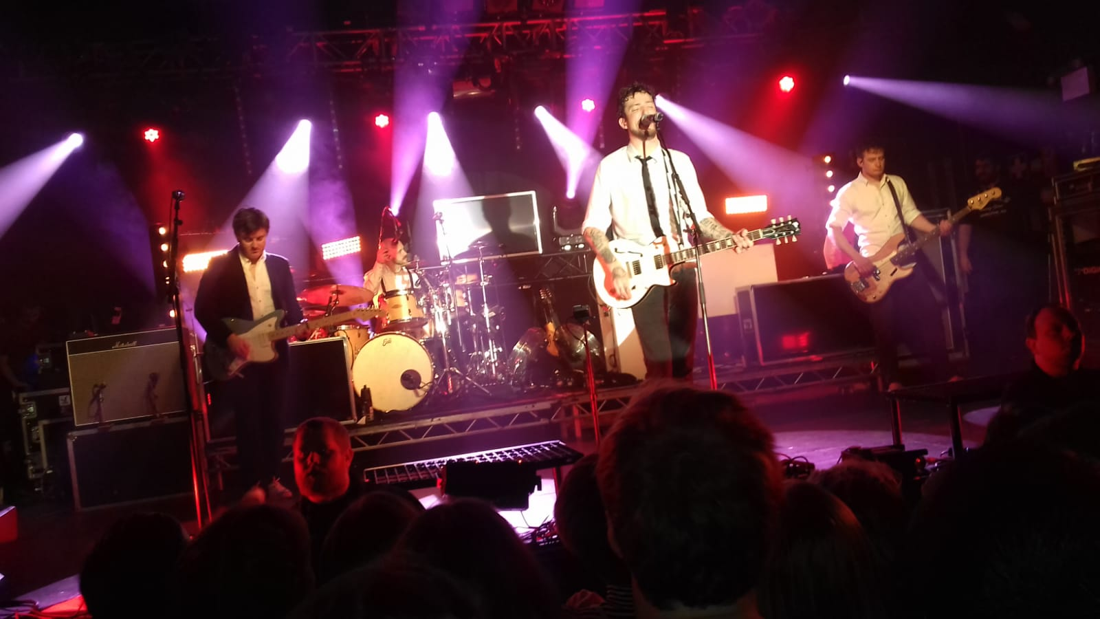 Frank Turner Oxford Academy 5th May 2018